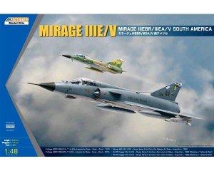 Mirage IIIE/V Mirage IIIEBR / IIIEA / V   (Vista 1)