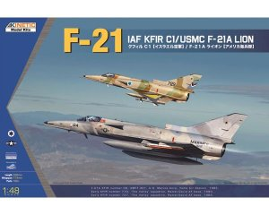 F-21/KFIR C1  (Vista 1)