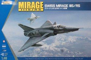 Mirage IIIS/RS SWISS Mirage IIIS/RS  (Vista 1)