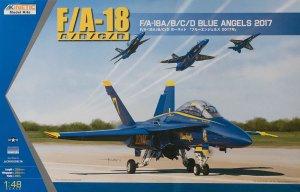 F/A-18A/B/C/D Blue Angels 2017  (Vista 1)