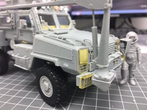 RG-31 Mk5 US Army Mine-protected Armored  (Vista 3)