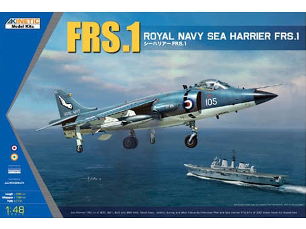Sea Harrier FRS.1 (Vista 1)