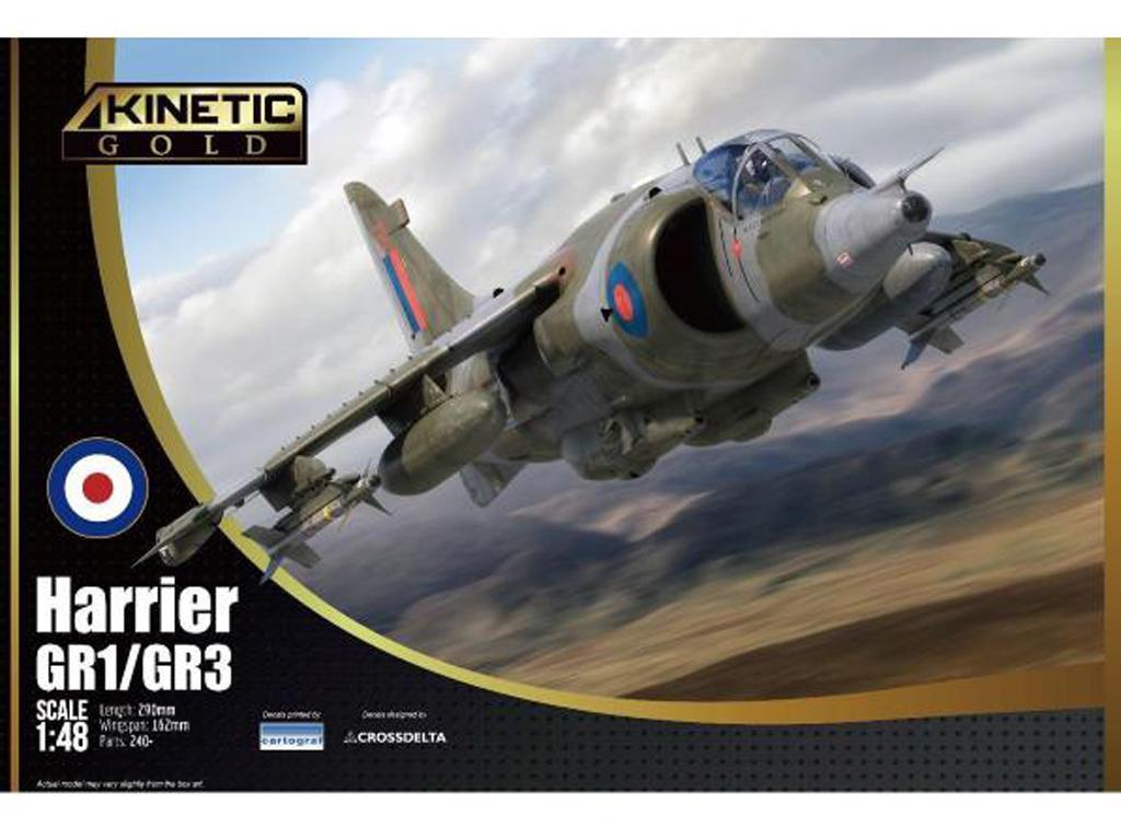 Brisith Harrier GR1/3 (Vista 1)