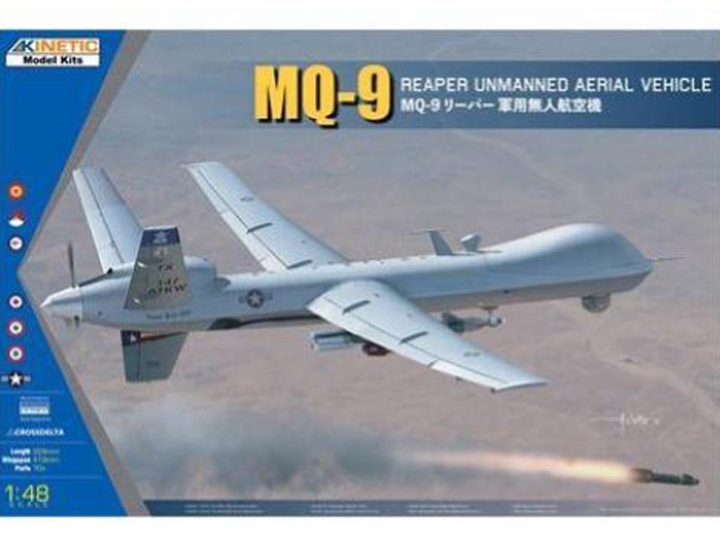 MQ-9 REAPER (Vista 1)