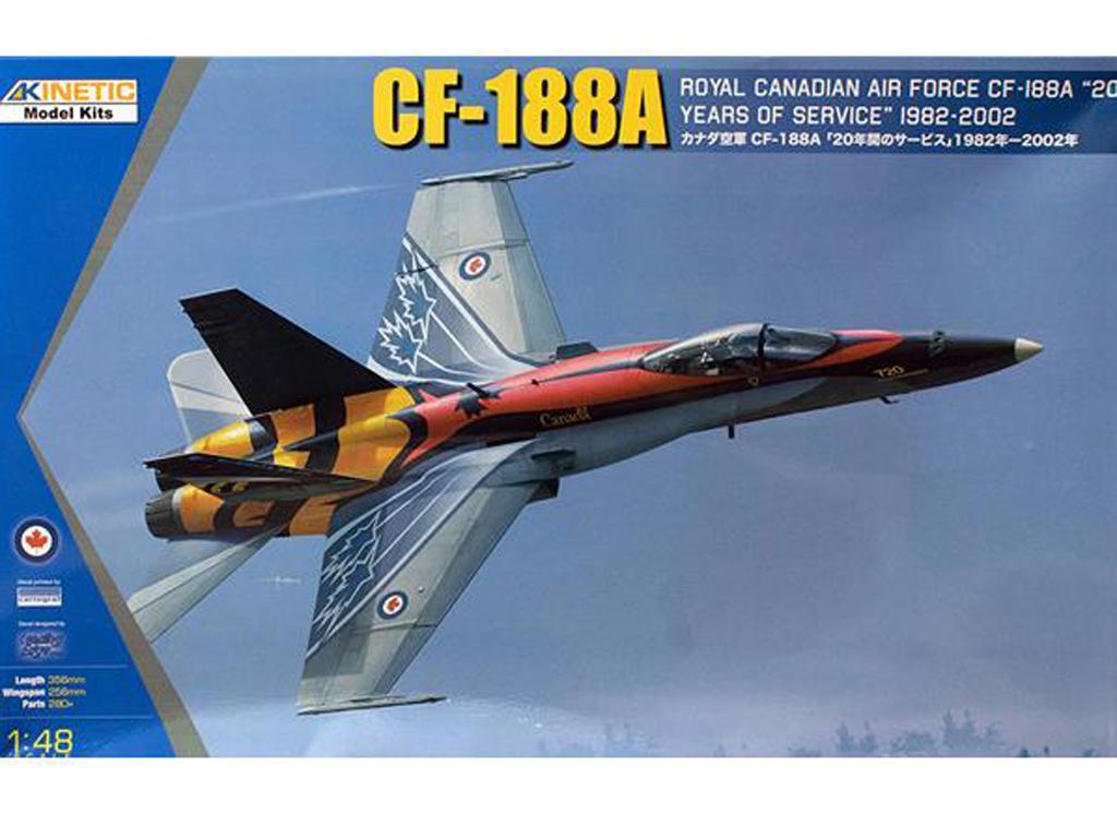 CF-188A 20 YRS Services (Vista 1)