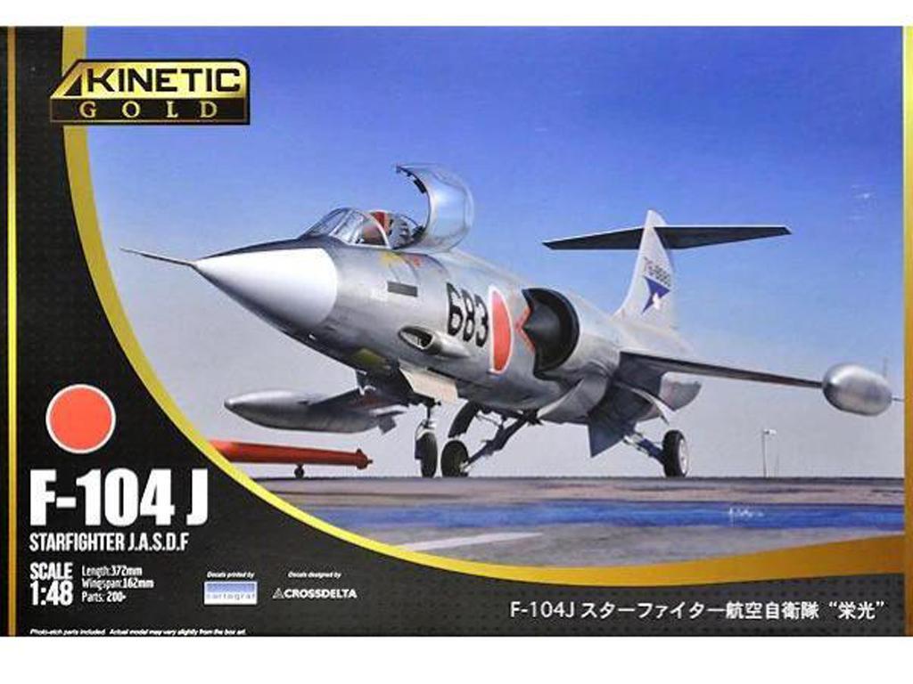 F-104J STARFIGHTER J.A.S.D.F. (Vista 1)