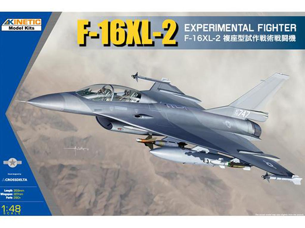 F-16XL2 Experimental Fighter (Vista 1)