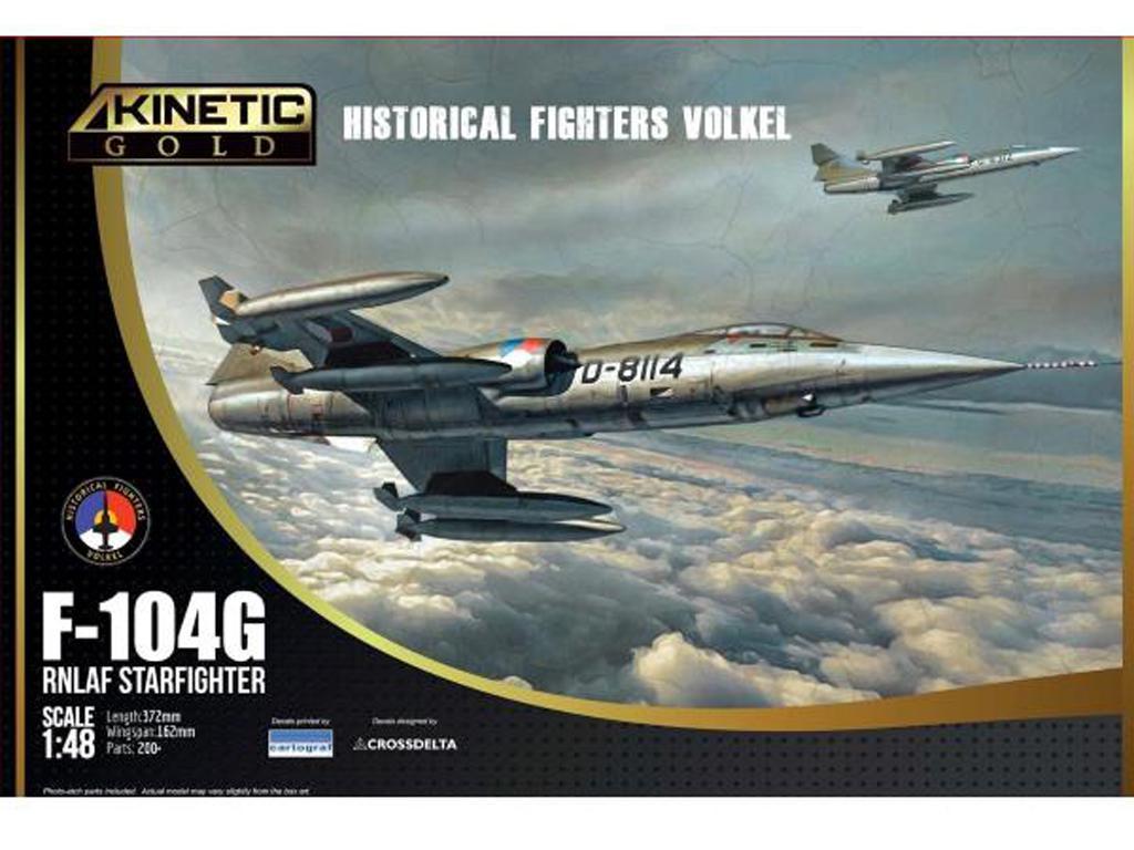 NETHERLAND F-104G (Vista 1)