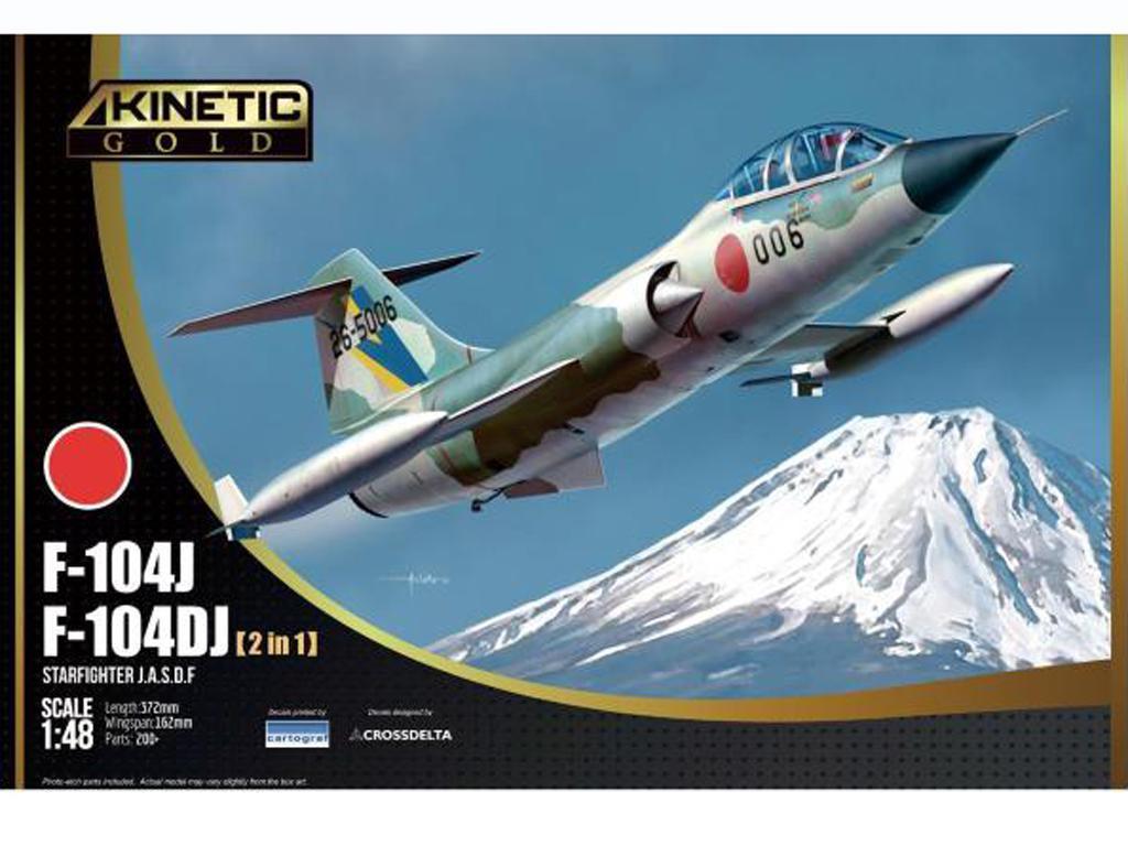F-104DJ/J JASDF (Vista 1)