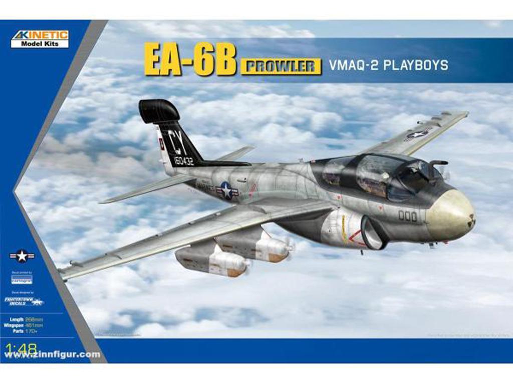 Grumman EA-6B VMAQ-2 (Vista 1)