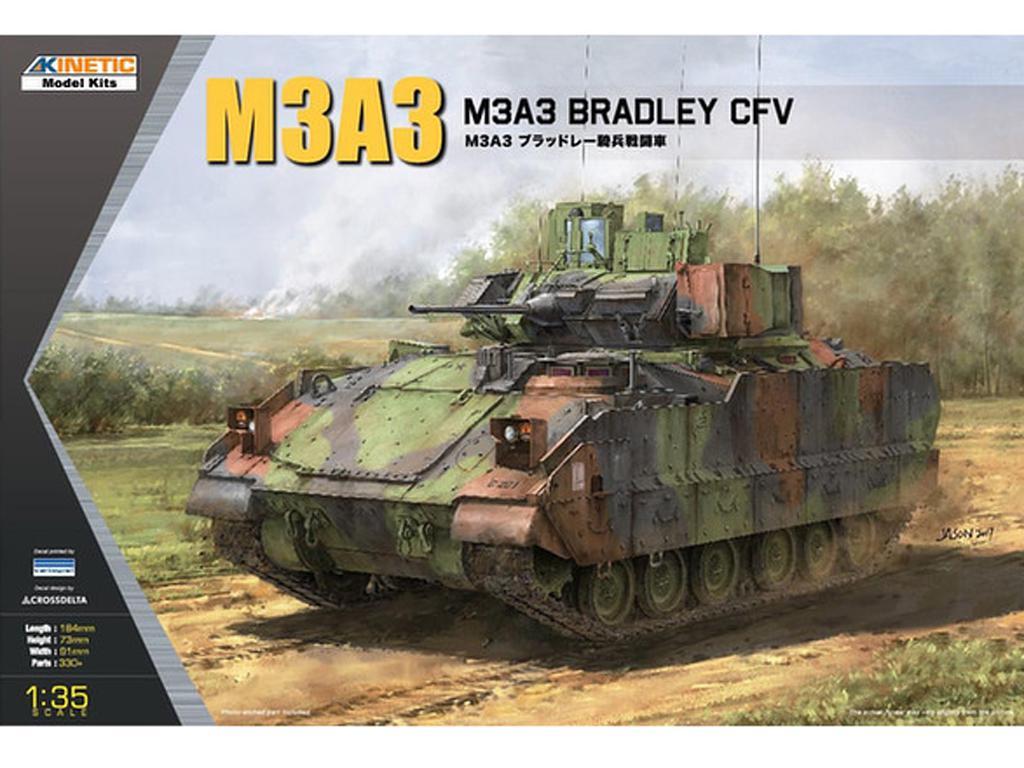 M3A3 Bradley CFV (Vista 1)