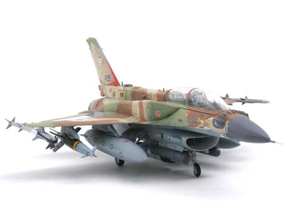 F-16I Israeli Air Force  (Vista 3)