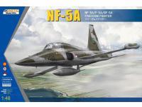 NF-5A / F-5A / SF-5A Freedom Fighter (Vista 3)