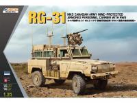 RG-31 MK3 Canada ARMY W/ Crows (Vista 2)
