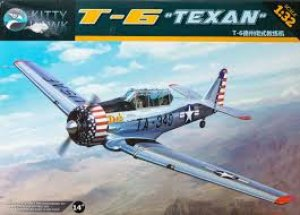 T-6 Texan Kit First Look  (Vista 1)