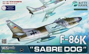 F-86K Sabre Dog Export Interceptor  (Vista 1)