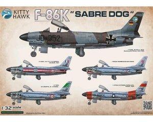 F-86K Sabre Dog Export Interceptor  (Vista 2)