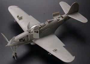 P-39 Q/N AirCobra  (Vista 2)