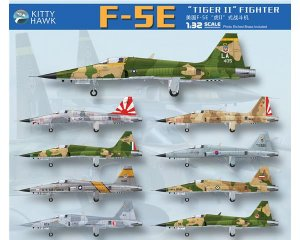 F-5E Tiger  (Vista 1)