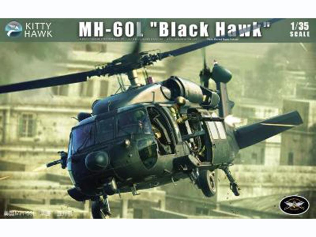 MH-60L Black Hawk - Ref.: KITT-50005