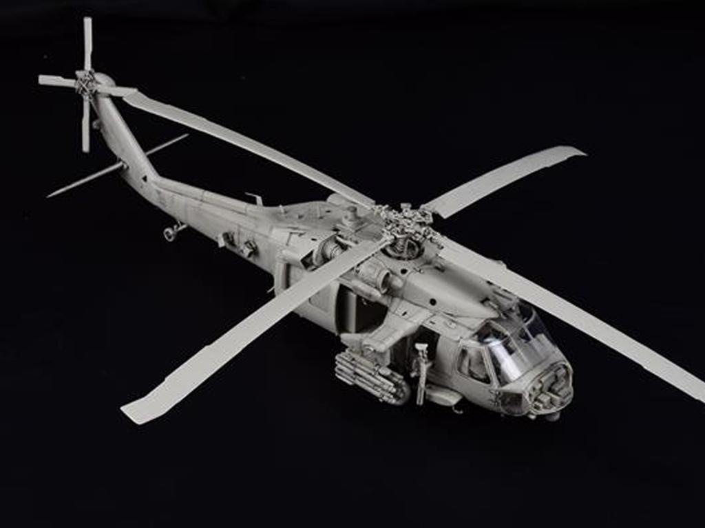 MH-60L Black Hawk  (Vista 2)