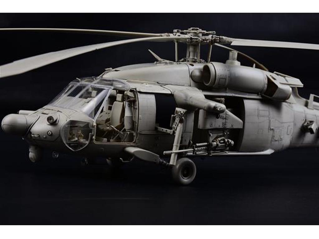 MH-60L Black Hawk  (Vista 3)