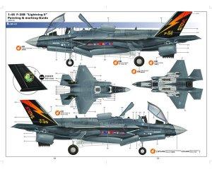 F-35B Lightning II  (Vista 3)