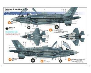 F-35B Lightning II  (Vista 4)