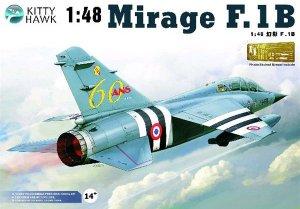 Mirage F-1B  (Vista 1)