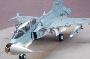 Jas 39 B /D. Two seat Gripen  (Vista 5)