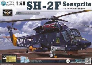 SH-2F Seasprite Kit First Look  (Vista 1)
