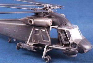 SH-2F Seasprite Kit First Look  (Vista 4)