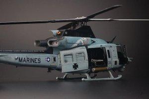 UH-1Y Venom  (Vista 4)
