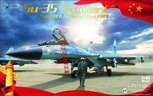Su-35 Flanker E  (Vista 1)