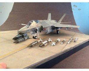 F-35C Lightning II  (Vista 2)
