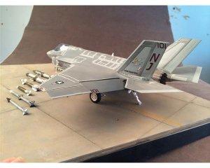 F-35C Lightning II  (Vista 3)