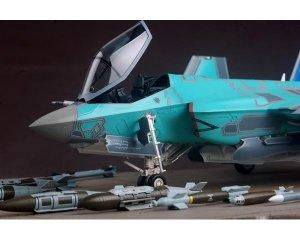 F-35C Lightning II  (Vista 4)