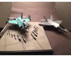 F-35C Lightning II  (Vista 5)
