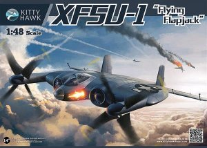XF5U-1 Flying Flapjack  (Vista 1)