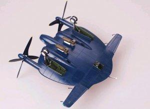 XF5U-1 Flying Flapjack  (Vista 3)