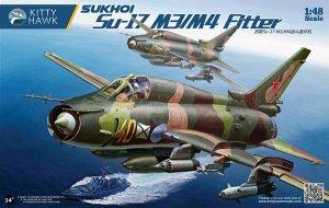 Sukhoi SU-17 M3/M4 Fitter  (Vista 1)