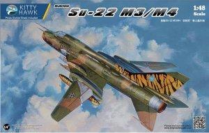 Sukhoi Su-22 M3,M4  (Vista 1)