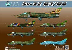 Sukhoi Su-22 M3,M4  (Vista 2)