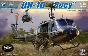UH-1D Huey  (Vista 1)