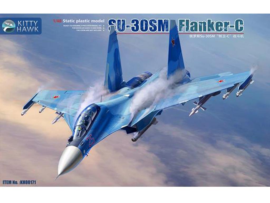Su-30SM Flanker-H