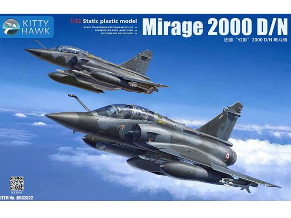 Mirage 2000D/N (Vista 1)