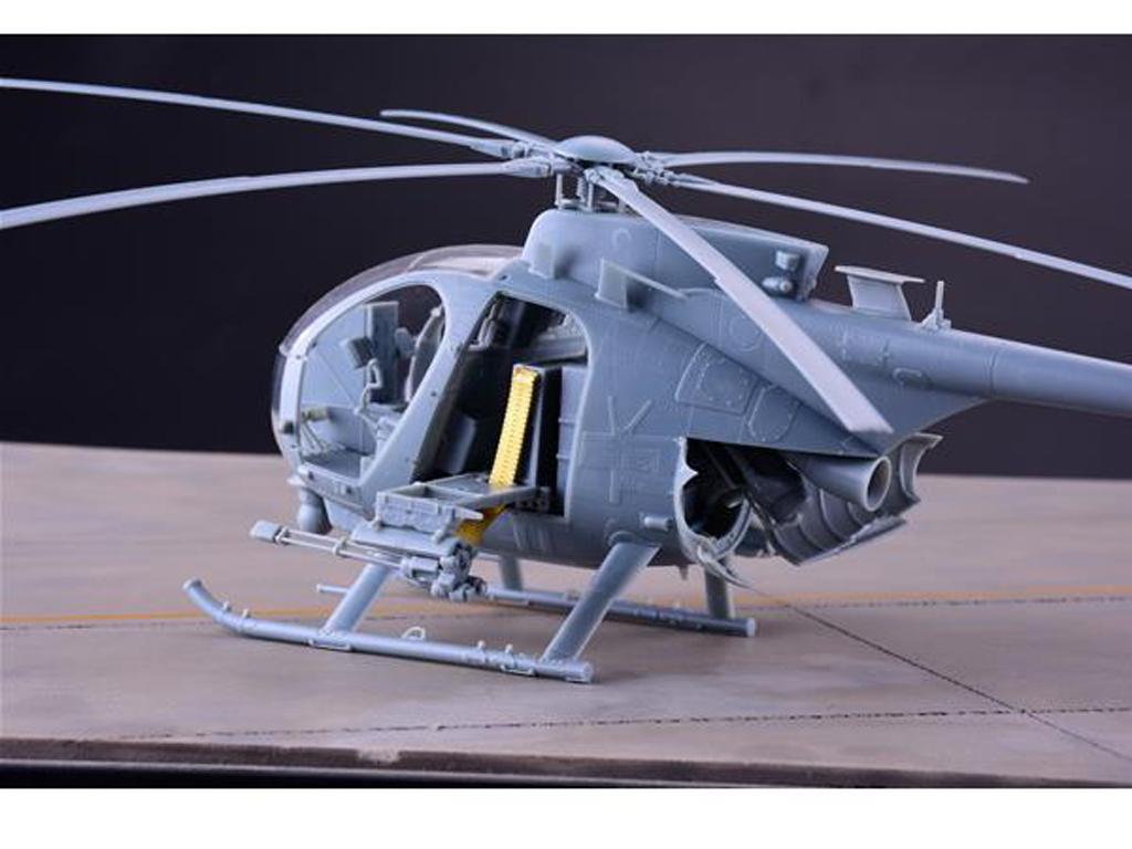 AH-6M, MH-6M little bird Nightstalker (Vista 4)