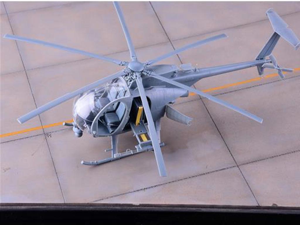 AH-6M, MH-6M little bird Nightstalker (Vista 5)