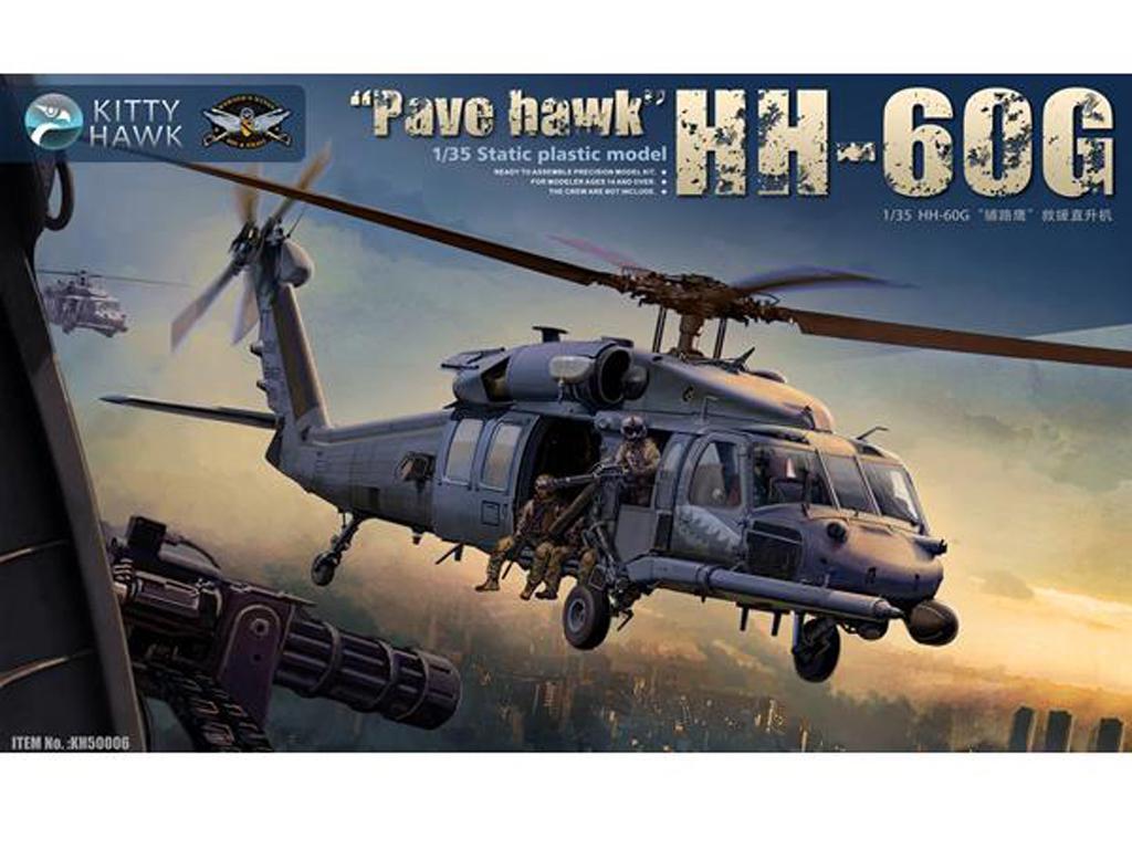 HH-60G Pave Hawk (Vista 1)