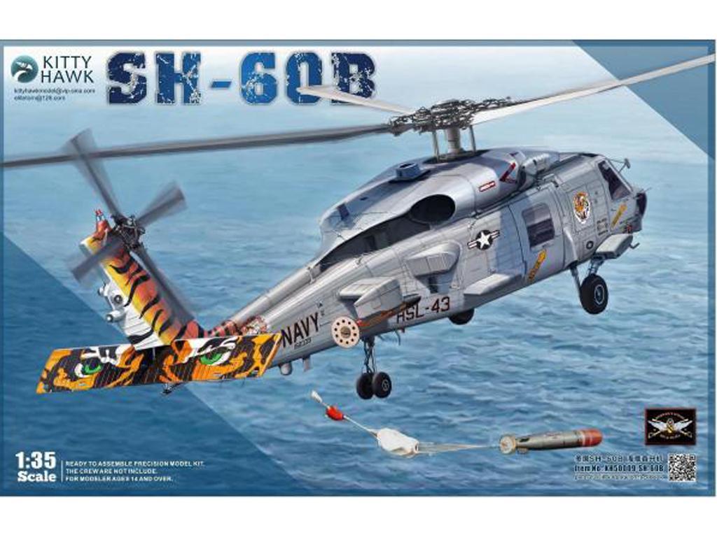 SH-60 B Sea Hawk (Vista 1)